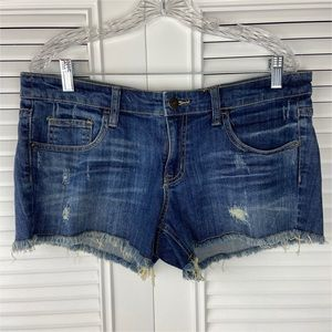 Mossimo Supply Co Jean Shorts